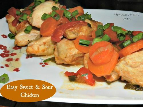 Sweet & Sour Chicken (6)