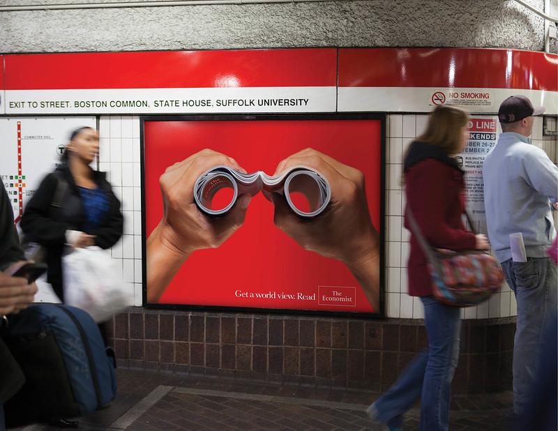 The Economist Binoculars