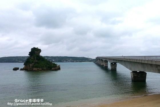 冲绳自驾自助行—恋上古宇利桥&古宇利岛吃恋岛美食