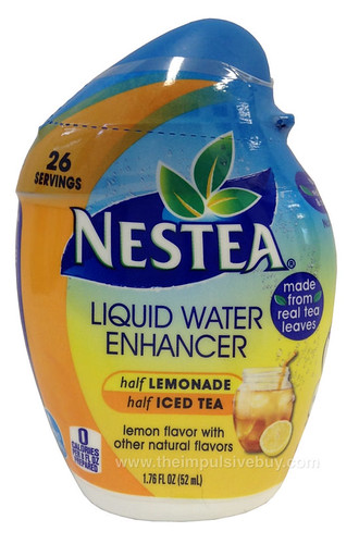Nestea Half Lemonade Half Iced Tea Liquid Water Enhancer