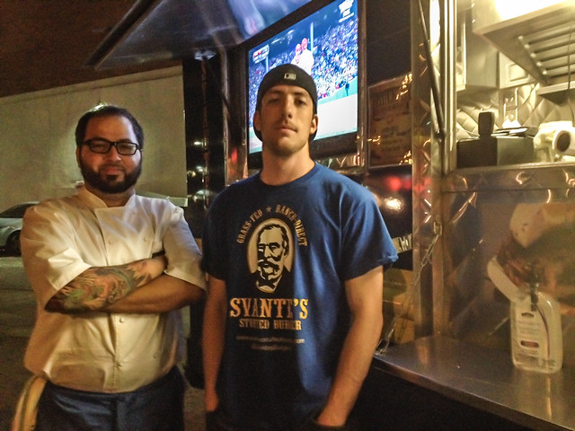 Svantes Burgers Austin food trucks