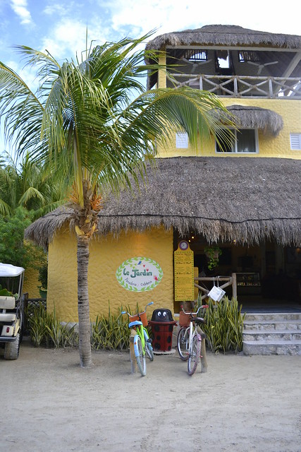 Le Jardin on Isla Holbox_ Dear Mexican Food