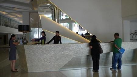 GREENLEAF HOTEL FRONT DESK