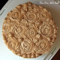 Matcha Green Tea Cake with Chestnut Whipped Cream [recipe]