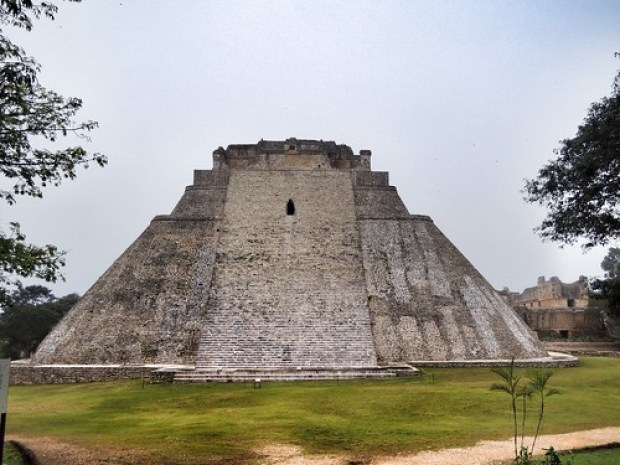 Haus des Magiers in Uxmal