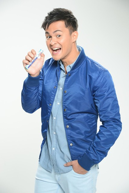 Matteo Guidicelli, New Mentos Endorser (4)