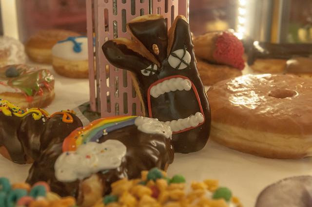 Voodoo Doughnut things to do in portland