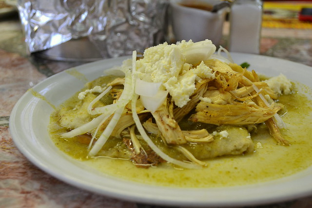 Mole Verde in Oaxaca_ Dear Mexican Food
