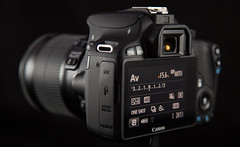 Canon EOS 100D Touch Screen