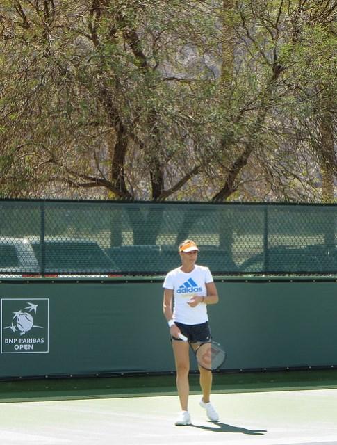 BNP Paribas Open Indian Wells March 2014-3