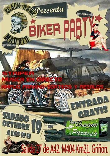 Biker Party - Griñon