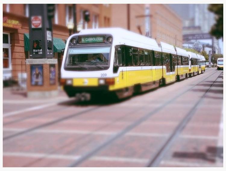 DART Dallas Area Rapid Transit Train Texas IMG_9491x by Dallas Photoworks