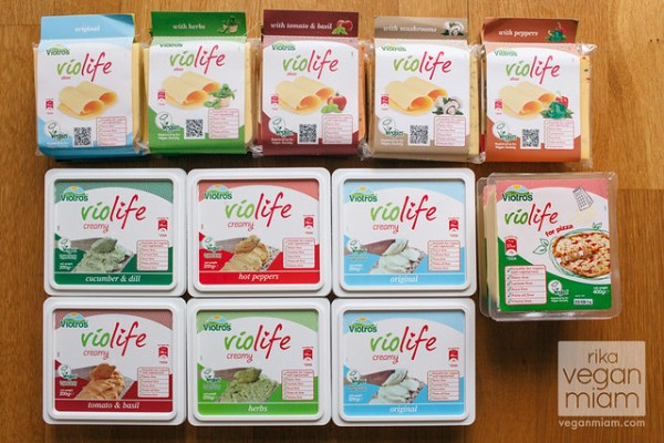 Violife Vegan Cheese