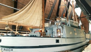 St. Roch was the first ship to sail the Northwest Passage from west to east and the first to circumnavigate North America.