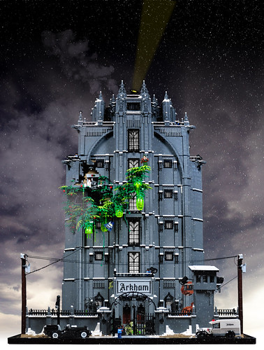 Arkham Asylum 1