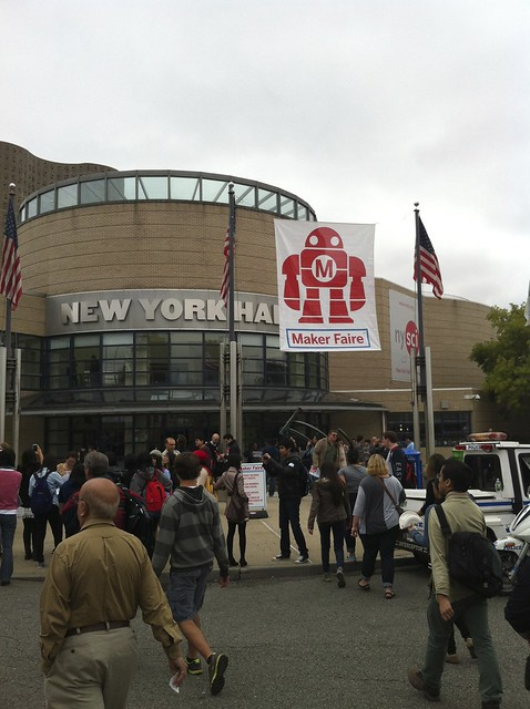 Maker Faire<br /><br /><br /><br /> NYC