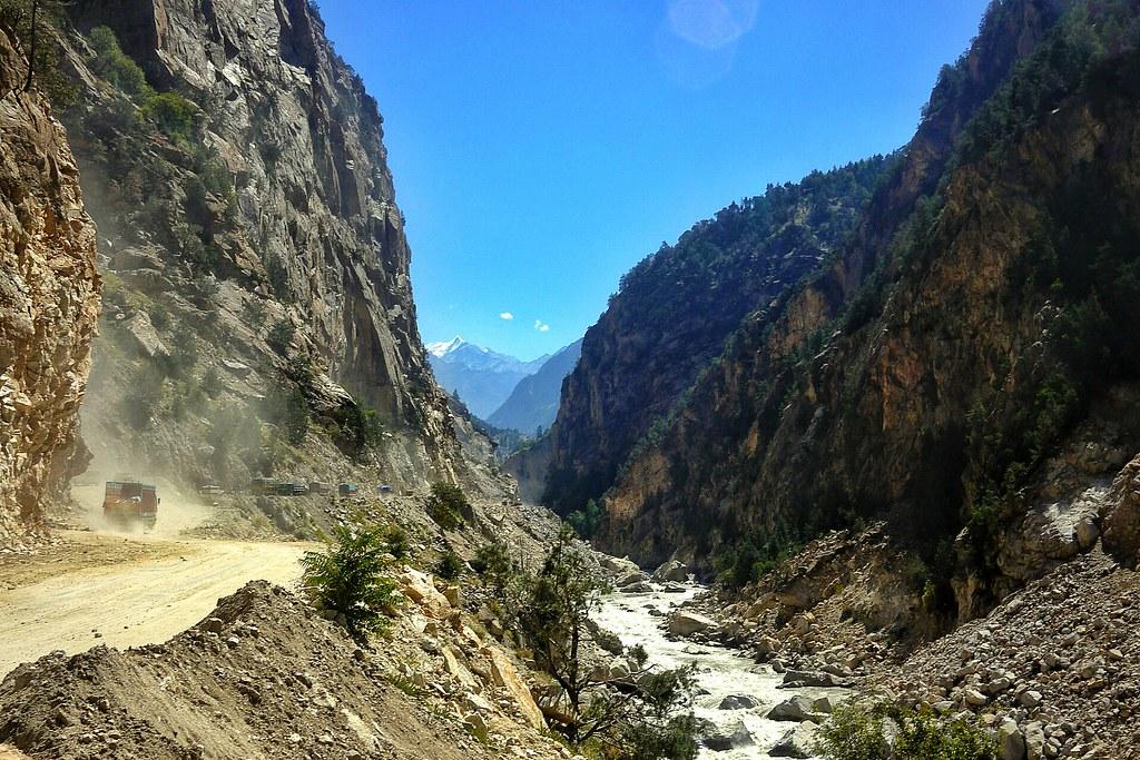 Road to Akpa