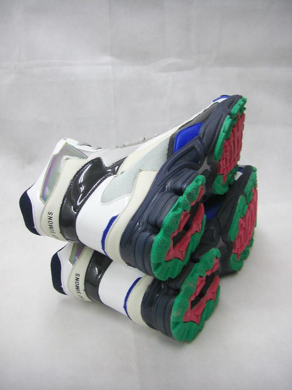Raf Simons High-Top Runnign Shoes