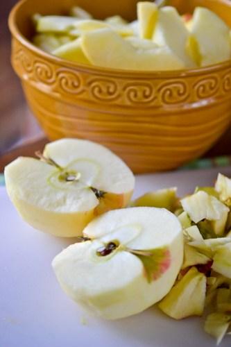 Cinnamon Bun Apple Pie-2
