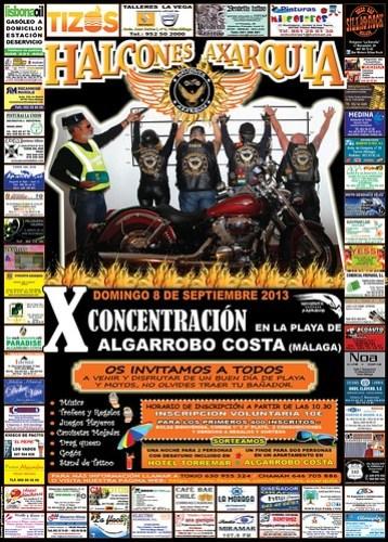 X Concentración Halcones Axarquia - Algarrobo Costa