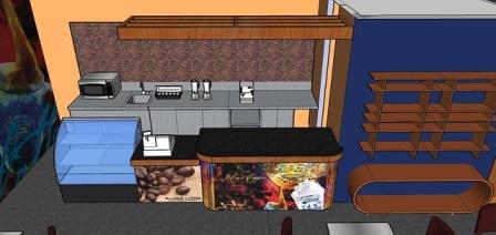 blugre coffee koronadal interiors