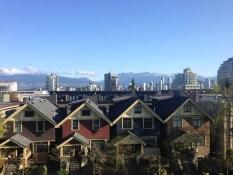 Reader A.J. | Above Coal Harbour |  9:14am | South Granville | Vancouver, BC