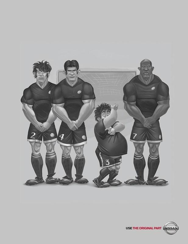 Nissan Soccer