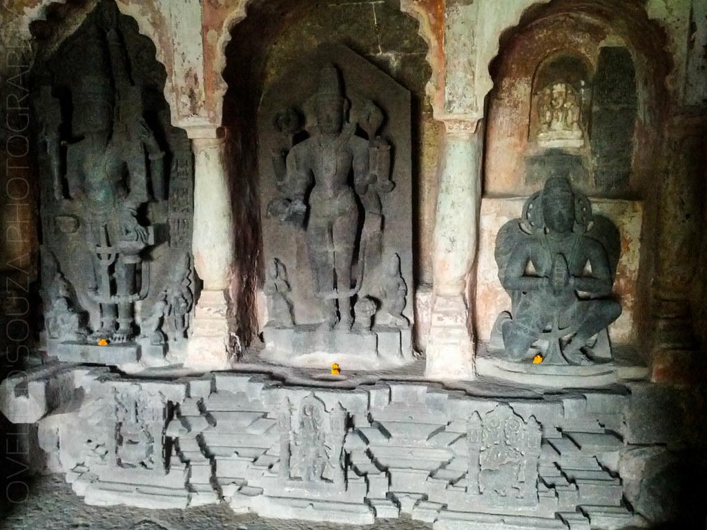 The Trimurti - Brahma, Vishnu & Shiva
