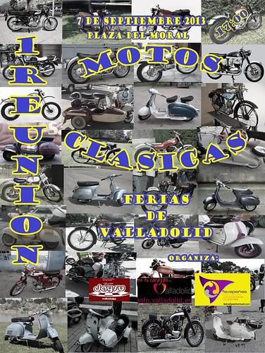 1 Reunion Motos Clásicas - Valladolid