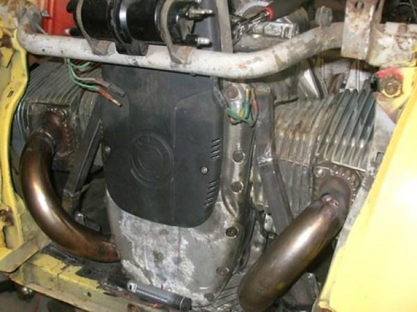 2CV motor BMW 03