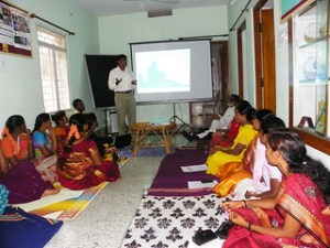 EAP Training 2012 - Trainings and Workshops