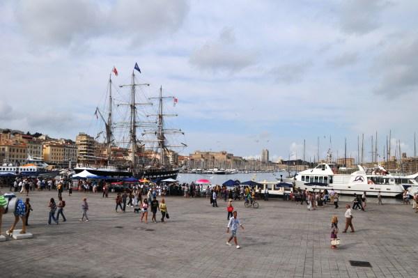 Travel to France: Marseille Fish Market, Sept. 2013