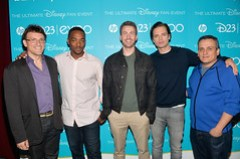 "Disney's D23 Expo - ""Let the Adventures Begin: Live Action at The Walt Disney Studios ""Presentation"