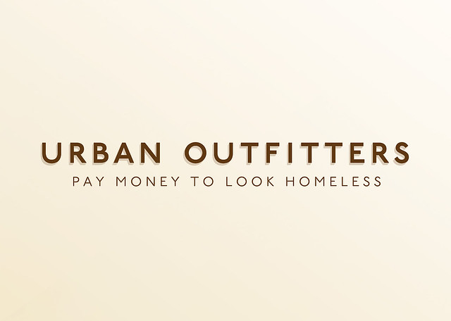 Honnest Slogans - Urban Outfitters
