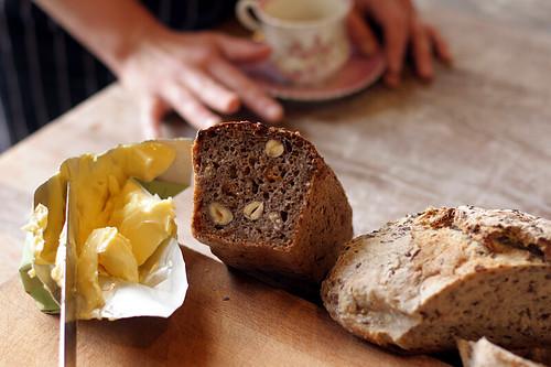 Swedish breads at Rosendals Trädgård