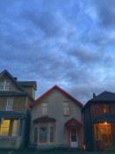 Strathcona Spring Sky
