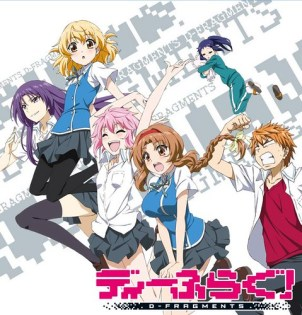 D-Frag Winter Anime 2014