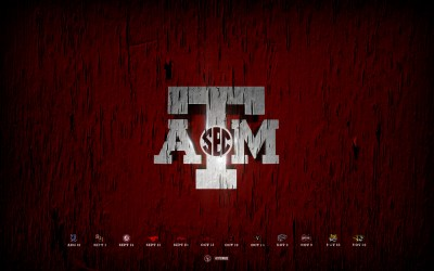 2013 Aggie Football Wallpapers - Good Bull Hunting