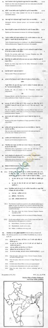 CBSE Sample Paper for Class X Social Science   SA2   2014
