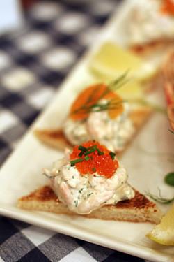 fish paste sandwich