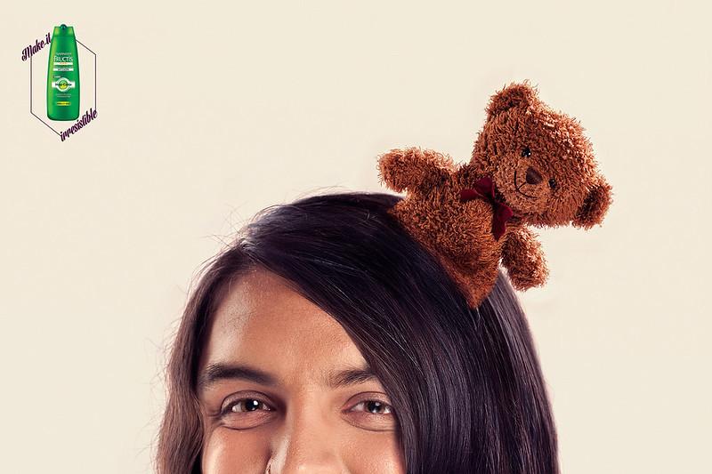 Garnier - Irresistible TeddyBear