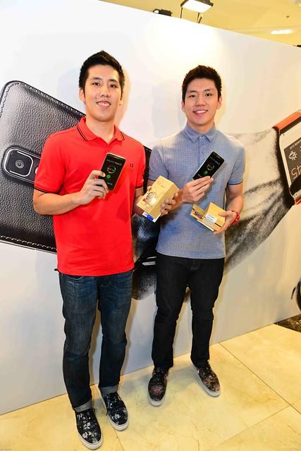 Jeric & Jeron Teng