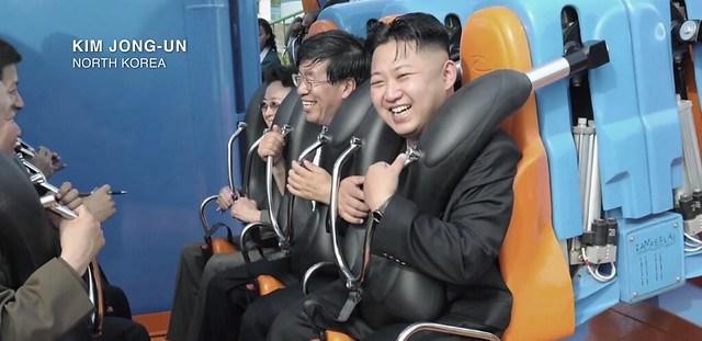 Tyran Kim Jung Un