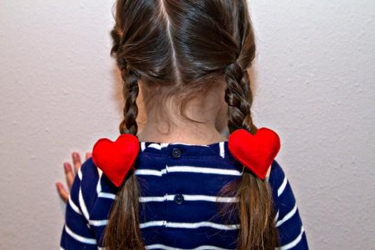Adorable Stuffed Bows & Hair Clips