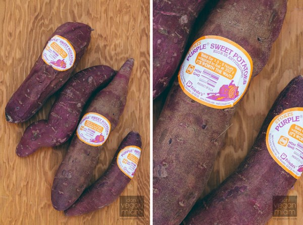 Frieda's Stokes Purple Sweet Potato