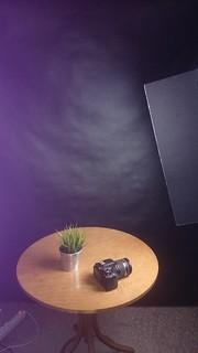 Sony Xperia Z1 Compact - lampa włączona