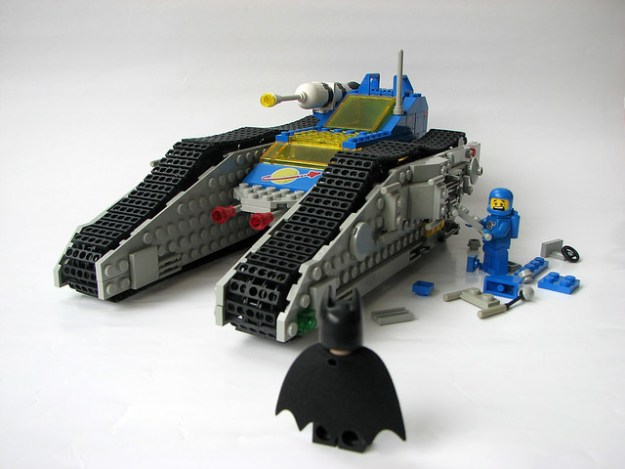 My Bat-Tank... WTF Benny....
