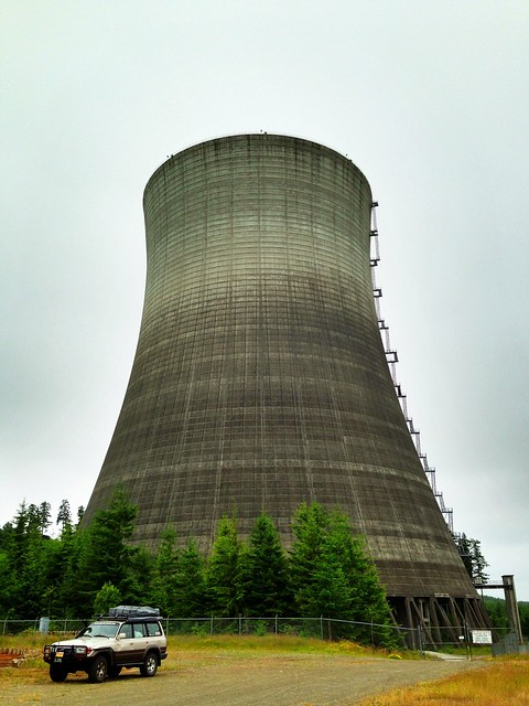 Satsop Nuclear Plant, Washington, 2013