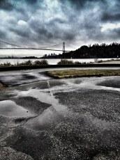 West Vancouver, Ambleside Beach, North Shore