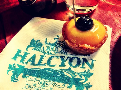 Bar de Halcyon